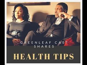 Extended convo with green leaf cast Lynn Whitfield And Keith David