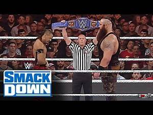 FULL MATCH - Braun Strowman vs. Shinsuke Nakamura – WWE Universal Title Match: May 1, 2020
