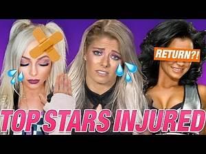 Top Superstars INJURED! Former Champion Teases Return | Women's Wrestling News and Rumors