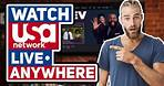 📺 How to Watch USA Network [USA Now] Live Online Anywhere 🔥