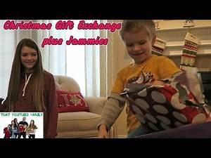 Sibling Gift Exchange