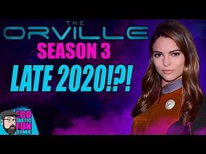 """THE ORVILLE 