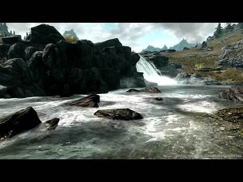 Skyrim: Sound of Nature, Greatsword Sheaths Scabbards & LOTR Anduril Mods