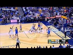 Golden State Warriors vs Denver Nuggets Full Game Highlights Feb 13 2017