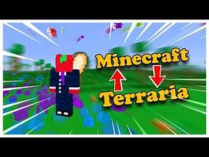 Minecraft Terraria Mod Scuffed Review