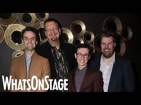 Magic Goes Wrong in the West End | Opening night with the Mischief Theatre cast and Penn Jillette