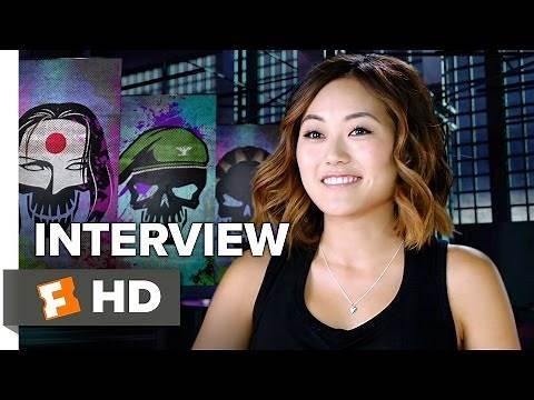 Suicide Squad Interview - Karen Fukuhara (2016) - Action Movie