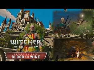 The Witcher 3: Blood And Wine - Beyond Hill And Dale - Hidden Gear NG+