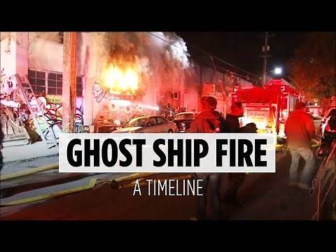 Timeline: Here's how the investigation into the deadly Ghost Ship fire unfolded