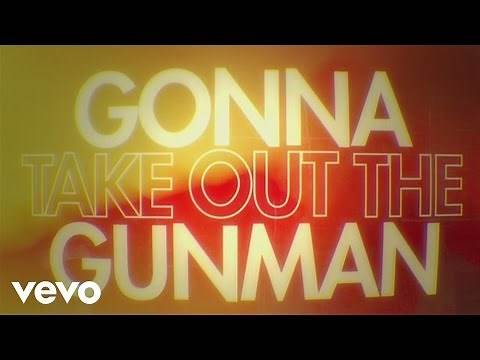 Chevelle - Take Out the Gunman (Official Lyric Video)