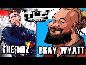 """Bray Wyatt vs.The Miz At TLC 