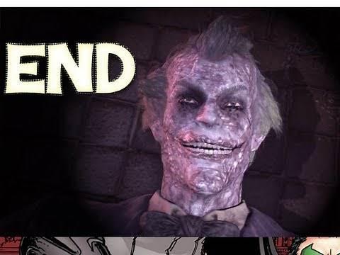 BATMAN Arkham City Gameplay Walkthrough - Part 22 - Ending - The Joker is Dead (Let's Play)