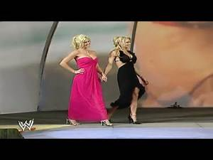 Sable Torrie Wilson Address Stacy Keibler Miss Jackie SD February 26, 2004
