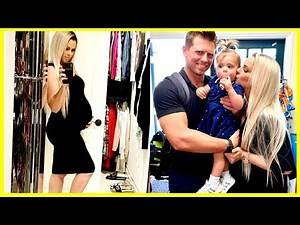 WWE Maryse Pregnancy Pictures 2019   WWE Maryse During Her Pregnancy
