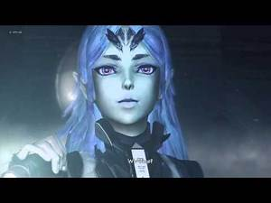 Xenoblade Chronicles X After Credit Scene! WHAT IS THIS PLACE?!