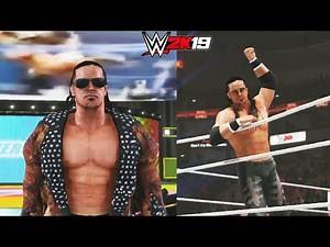 WWE 2K19(Pc Mods): Joey Mercury Entrance, Finisher, Signature & Victory Motion