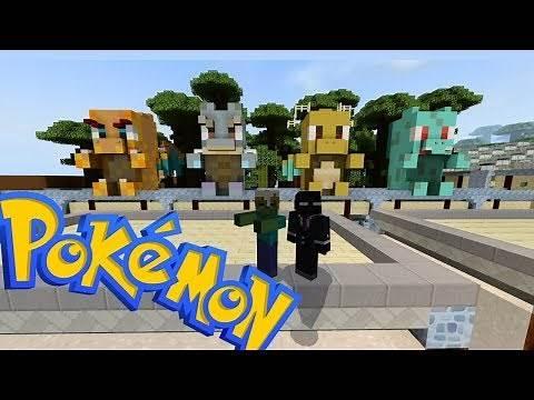 Best Pokemon Addon Ever Minecraft Bedrock Edition