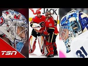 What is the level of confidence in the goalies of the three Canadian playoff teams?