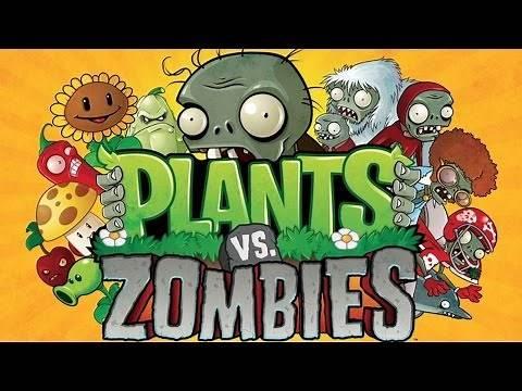 Plants Vs Zombies - Free Online Game for Kids Pflanzen Gegen Zombies 001