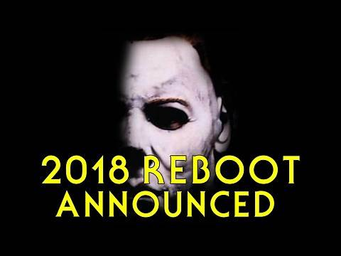HALLOWEEN (2018) Reboot Announced by John Carpenter