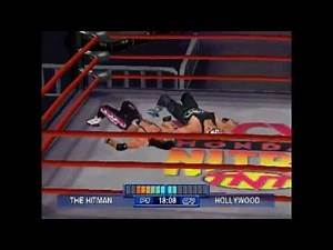 WCW Mayhem - Bret Hart vs. Hollywood Hogan