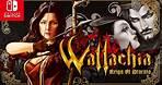 WALLACHIA : Reign of Dracula Trailer - Nintendo Switch   PixelHeart