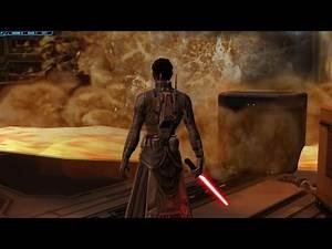 SWTOR Walkthrough Sith Inquisitor Darkside Part 152: Isotope-5