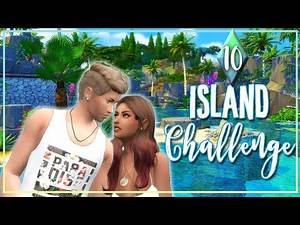 🌴ISLAND CHALLENGE 🌴The Sims 4 🌴 #10 Shooketh