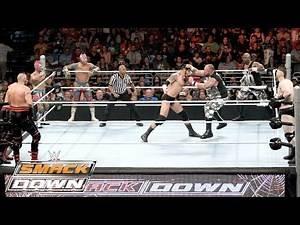Dudley Boyz vs. Lucha Dragons vs. Ascension vs. Sheamus & King Barrett: SmackDown, Oct. 29, 2015