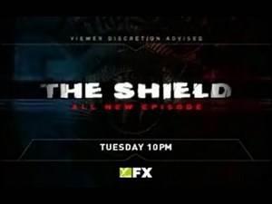 The Shield Season 2 VHS original FX premiere (2003)