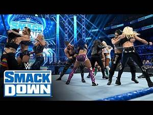 Banks, Cross, Carmella & Brooke vs. Ripley, Yim, Nox & Kai: SmackDown, Nov. 15, 2019