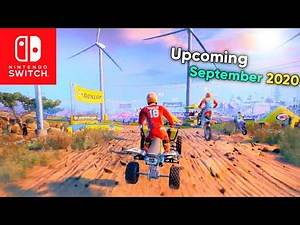 15 NEW Upcoming Nintendo Switch Games of September 2020 | 15 BEST Switch Games Coming in September