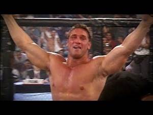 UFC 8 Free Fight: Ken Shamrock vs Kimo Leopoldo (1996)