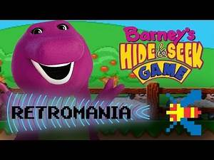Barney's Hide And Seek - Retromania