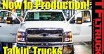 Chevy Silverado Medium Duty Trucks Start Production   Talkin' Trucks #27