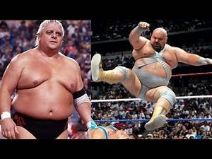 10 Most Out-Of-Shape WWE Wrestlers Of All Time