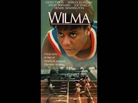 Wilma (1975) TV Movie __ Starring Shirley Jo Finney, Cicely Tyson and Denzel Washington