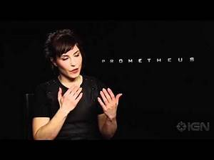 Prometheus - Charlize Theron & Noomi Rapace Interview