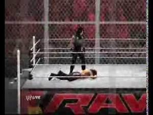 WWE 2K14 Vampiro vs Sting