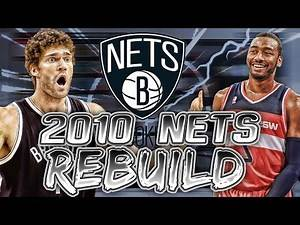 NBA 2K17 MY LEAGUE: REBUILDING THE 2010 NJ NETS!!! WORST TEAM EVER!?!!?