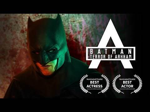 Batman Terror of Arkham FULL FILM (FAN FILM)