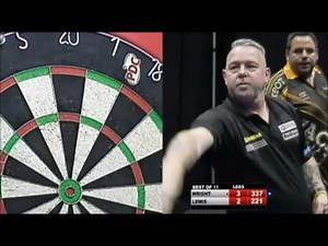 2016 Players Championship #20 - Peter Wright vs Adrian Lewis