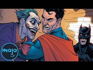 Top 10 Times Superman Was Forced to Kill