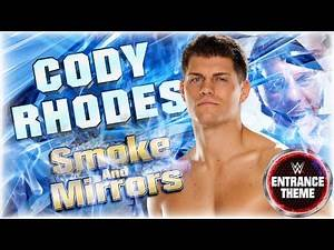 "Cody Rhodes 2011 v2 - ""Smoke and Mirrors"" WWE Entrance Theme"