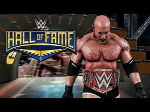 WWE Hall of Fame 2018 in Video Games