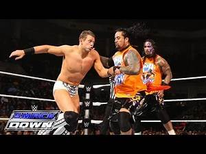 The Usos & Naomi vs. The Miz, Damien Mizdow & Alicia Fox: SmackDown, January 15, 2015
