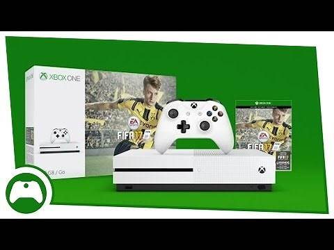 6 Reasons FIFA 17 is BEST on Xbox One S | FIFA 17 Bundle Unboxing 4K!
