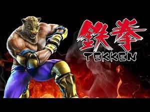 Tekken (1995) - Arcade Mode [KING] [PS1]