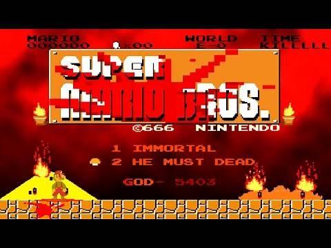 Mario.exe | Scariest Mario Game Ever Created