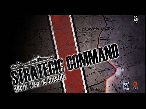 Strategic Command: WWII War In Europe - First Impressions